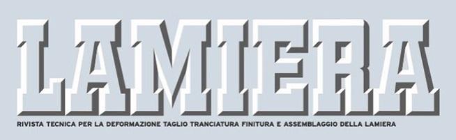 LAMIERA - Logo della rivista