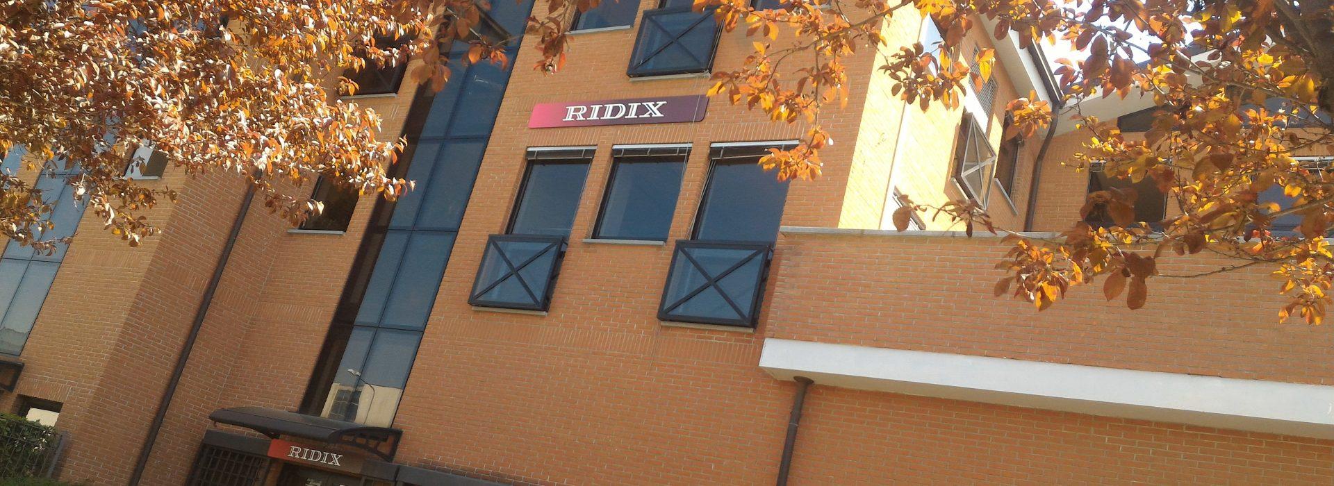 RIDIX / Sede di Grugliasco