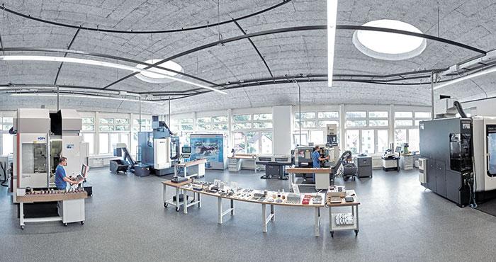 Blaser centro tecnologico