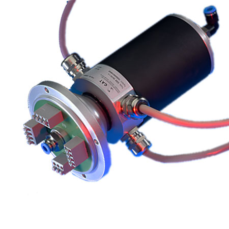 Collettori elettrici rotanti GAT