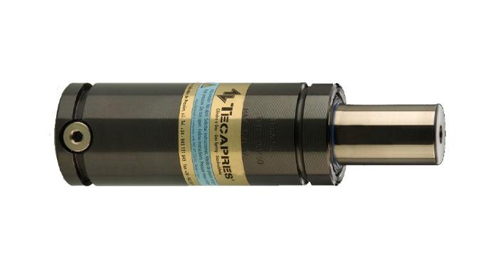 TECAPRES: Cilindri a gas