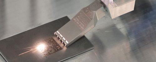 Marcatura laser M-PIX