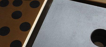 normalizzati per stampi ridix - elementi di scorrimento