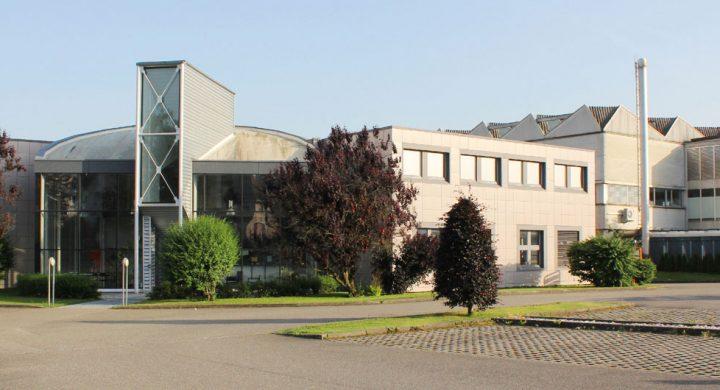 Sede della Schaublin a Delémont - Svizzera