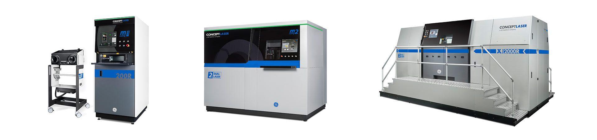 concept laser esempi macchine
