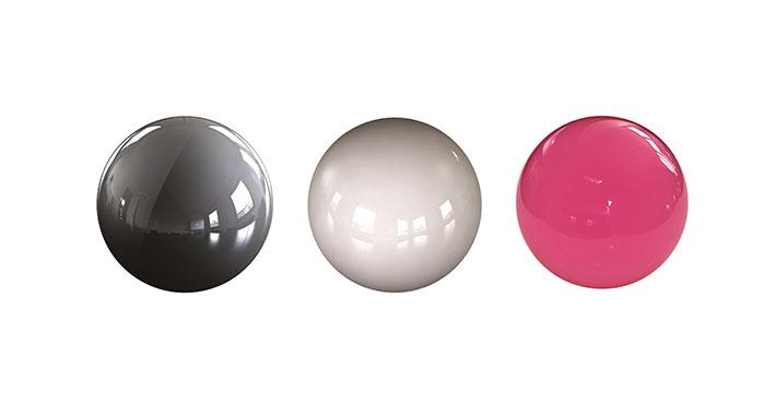 Dixi Polytool: pezzi i usura - sfere
