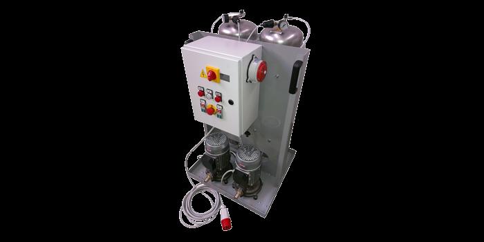 Service&Equipment-Sistemi di filtrazione fluidi