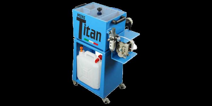Disoleatore pe emulsioni MINI-TITAN