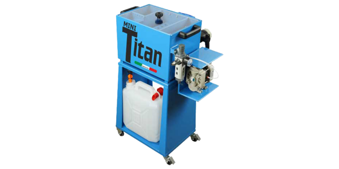 Disoleatore MINI-TITAN