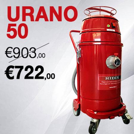 Promo aspiratori - urano 50