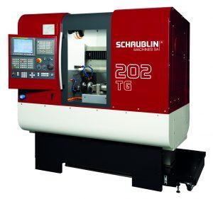 La tornitura dura si rinnova - Tornio Schaublin Machines 202TG