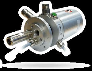 Collettore elettrico rotante ROTOCAP per la trasmissione dati capacitiva senza contatto