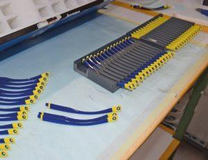 particolari prodotti sovrainiezione gomma da stampi con finitura presso safilo