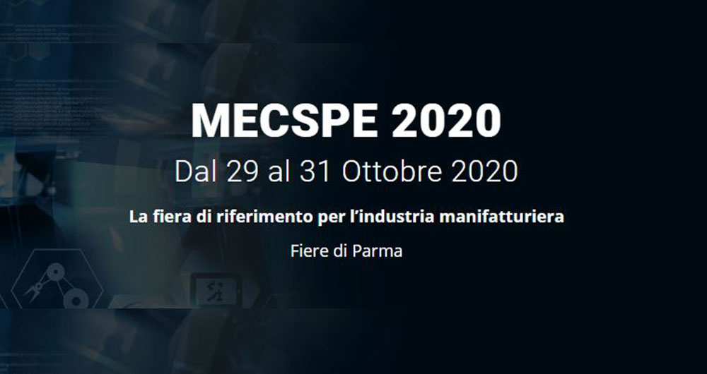 Fiera Mecspe / 29-31 ottobre 2020