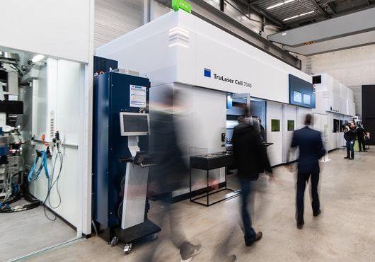 TRUMPF: Additive Manufacturing Showroom