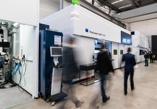 TRUMPF: Additive Manufacturing Showroom