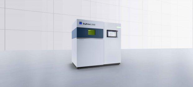 Trumpf - Macchina per l'additive manufacturing modello TruPrint 2000