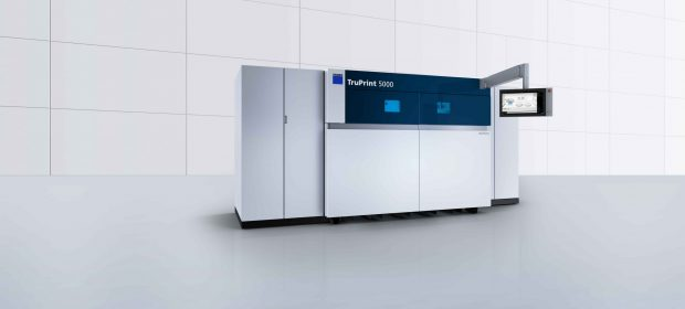 Trumpf - Macchina per l'additive manufacturing modello TruPrint 5000